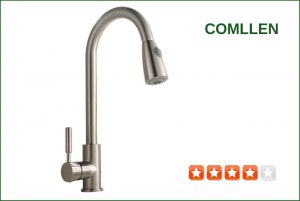 Comllen VH-QYS003N Brushed Nickel Faucet | Best Reviews for ...