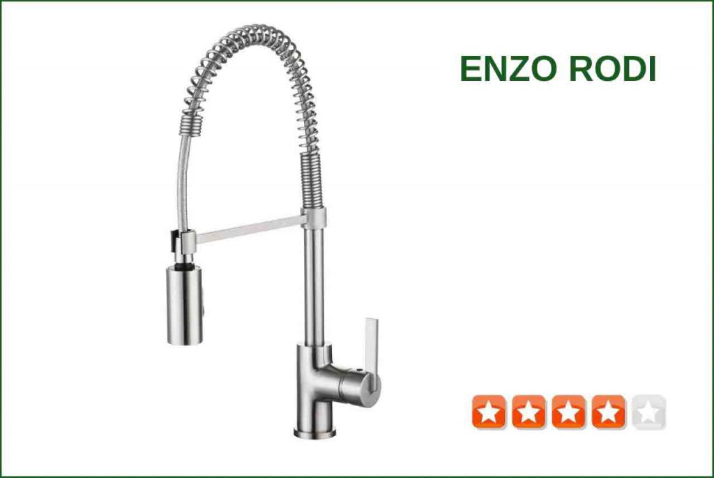 Enzo Rodi ERF7209251AP-10 Commercial Kitchen Faucet