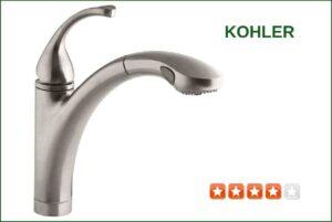 KOHLER K-10433- Pull-Out Kitchen Faucet