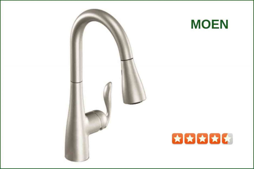 Moen 7594SRS Pull Down Kitchen Faucet | Best Reviews for Kitchen