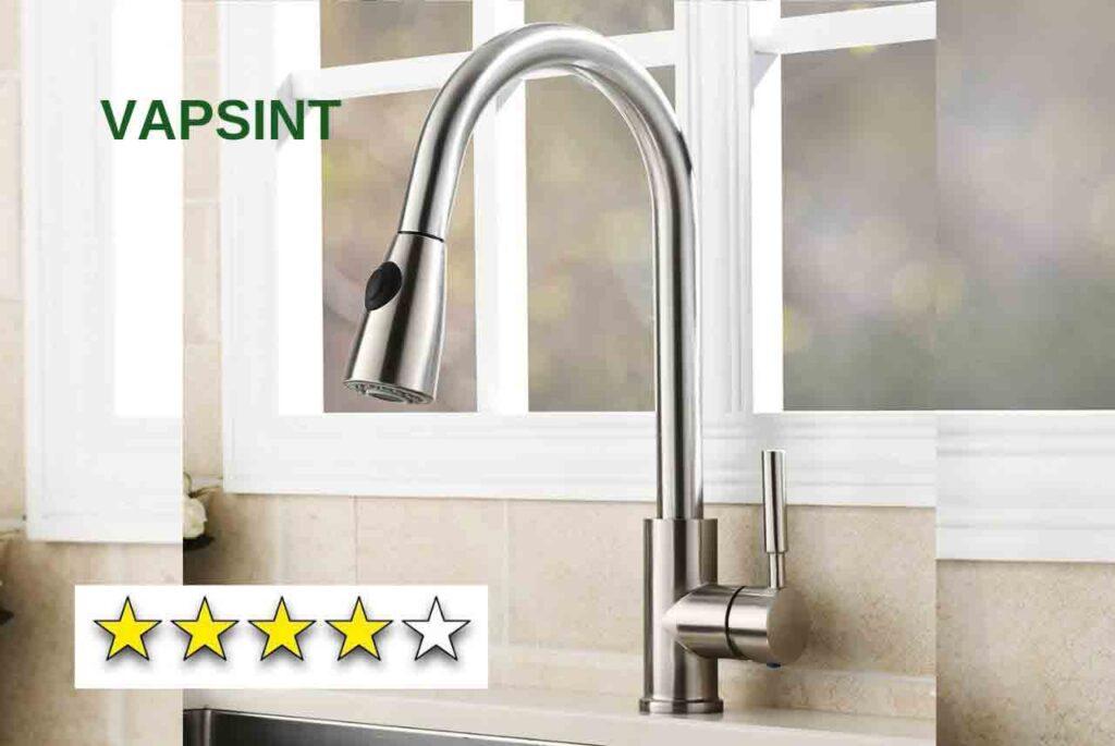 Vapsint YFT010L-Child Pull-Down kitchen Faucet