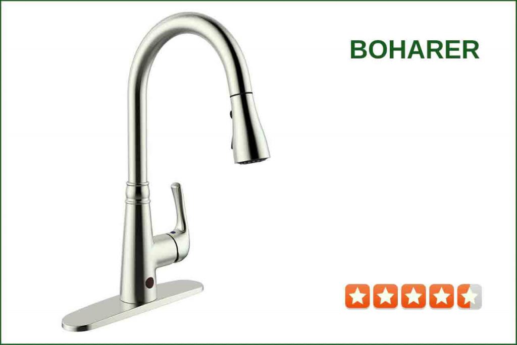 Boharer BF Touchless Kitchen Faucet