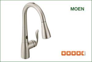 Moen 7594ESRS Pull-Down Kitchen Faucet